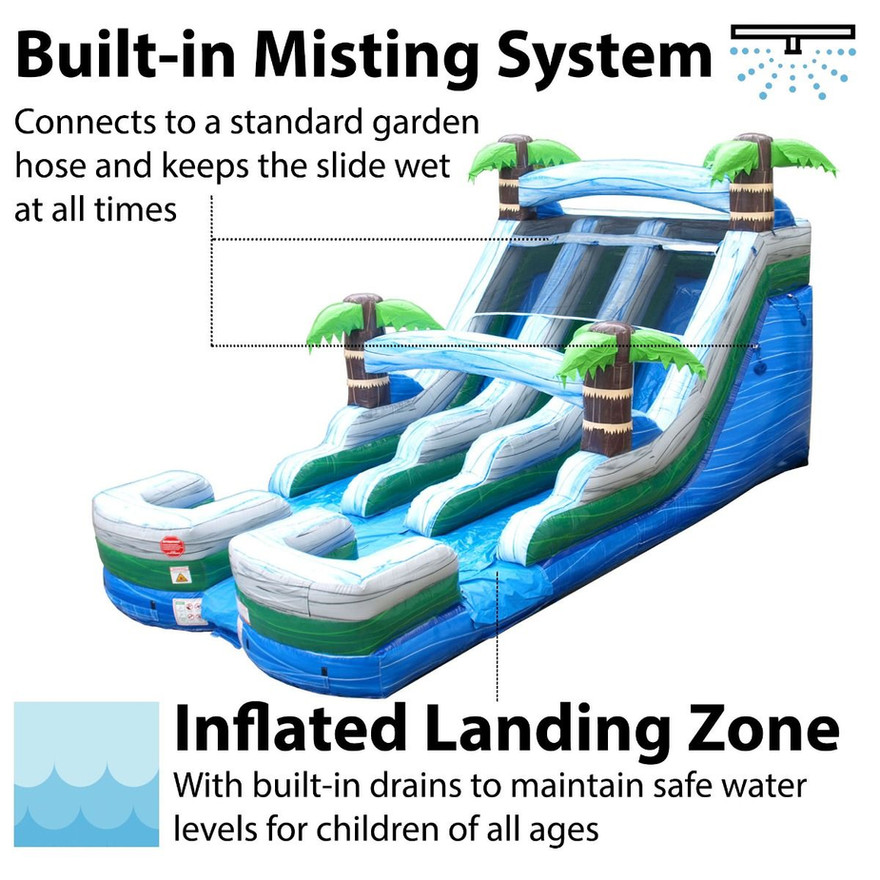 15-foot-inflatable-water-slide-tropical-