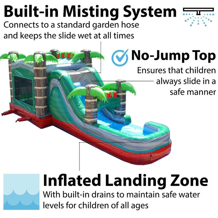 inflatable-bounce-houater-slide-megase-w