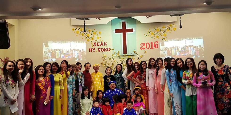 Chào Đón Tết Nguyên Đáng 2019 - Lunar New Year Celebration 2019 -