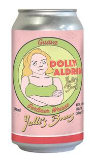 Dolly Aldrin Guava Berliner Weisse