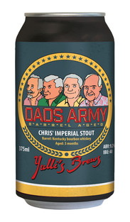 Dads Army Imperial Stout