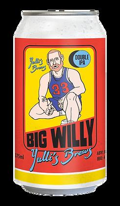 Big Willy Double IPA (16x375mL)