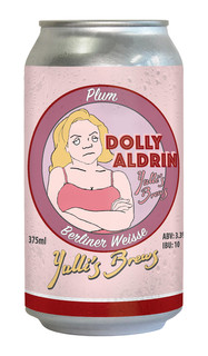 Dolly Aldrin Plum Berliner Weisse
