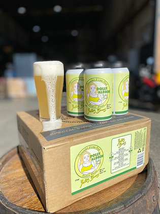 Dolly Aldrin Cucumber & Lime Rind Berliner Weisse 3.3% - 16 PACK