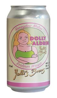 Dolly Aldrin Honeydew Melon Berliner Weisse