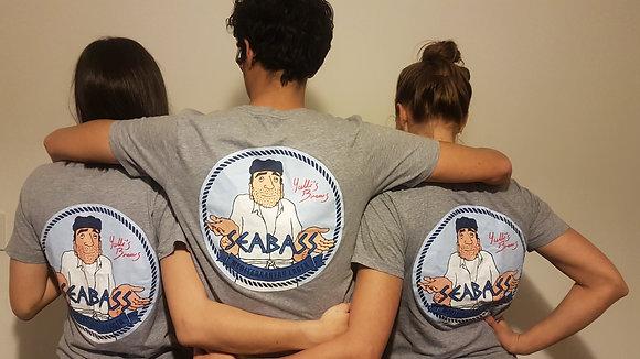 Seabass T-Shirt - Unisex