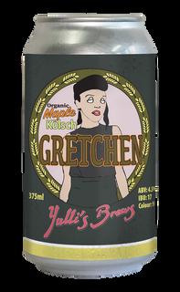 Gretchen Organic Maple Kolsch
