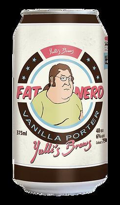 Fat Nerd Vanilla Porter 6% - 16 PACK