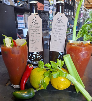 Gen's World Famous Bloody Mary