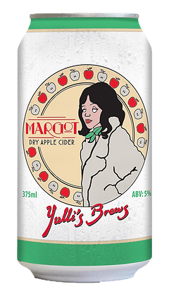 Margot Dry Apple Cider 5%