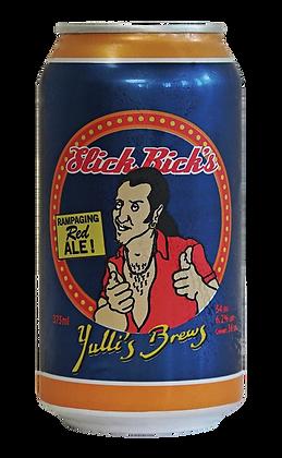 Slick Rick Rampaging Red Ale 6.2%