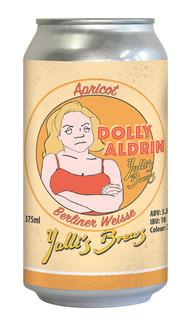 Dolly Aldrin Apricot Berliner Weisse