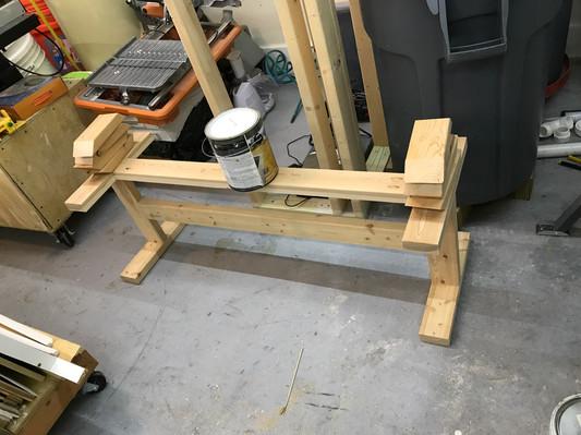 Concrete Coffee Table Base