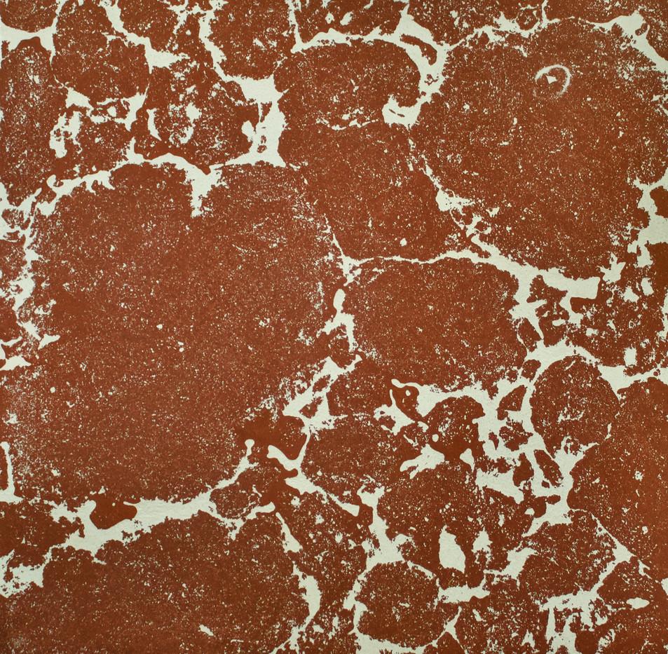 Cracked Earth Finish - Medium Void Intensity