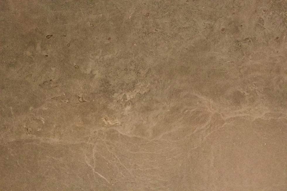 Celestial Finish - Concrete Bathtub - Detail