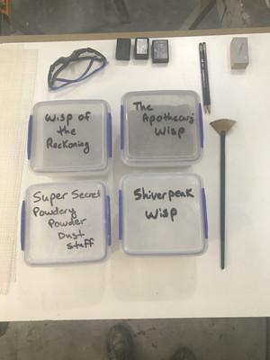 Tools & Powders