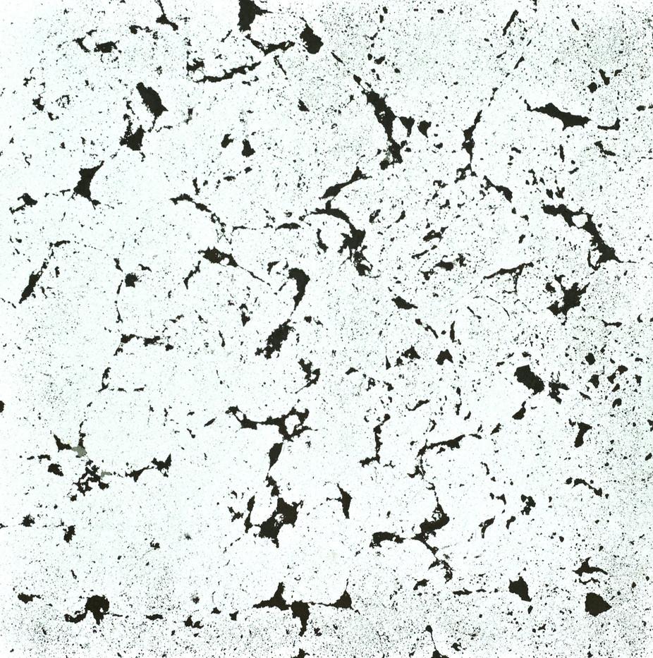 Cracked Earth Finish - Heavy Void Intensity