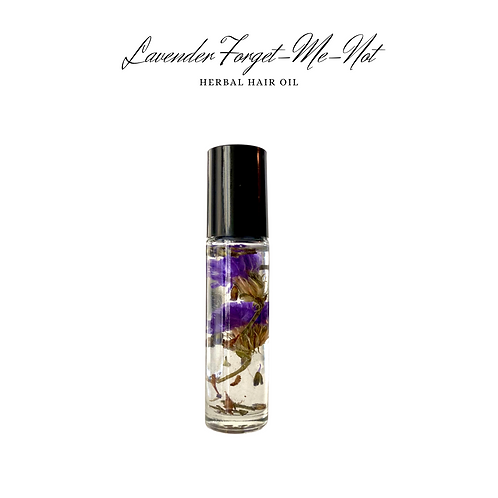 Lavender Forget-Me-Not Scalp Oil