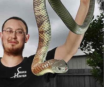 Snake Catcher Diamond Creek