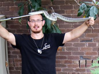 Snake Catcher Snake Handler Eltham