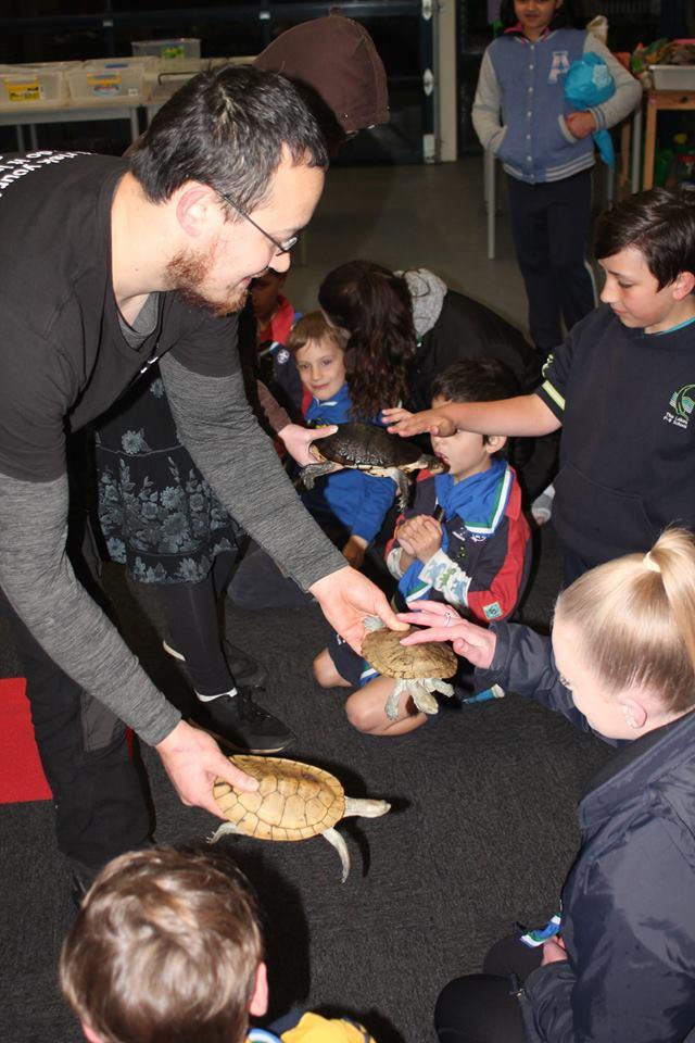 Reptile Parties Melbourne