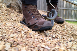 Lowa Boots - with The Snake Hunter