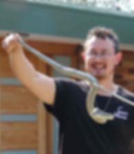 Snake Handler Diamond Creek