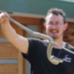 Mark Pelley The Snake Hunter Greensborough