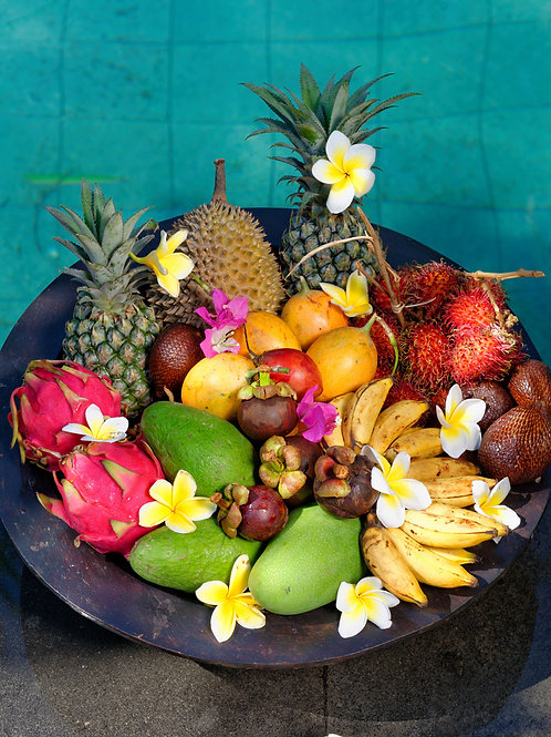 VGNAF Exotic Fruit Box