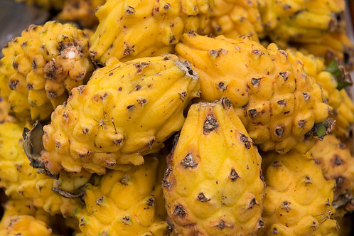 Rare Yellow Dragon Fruit Box