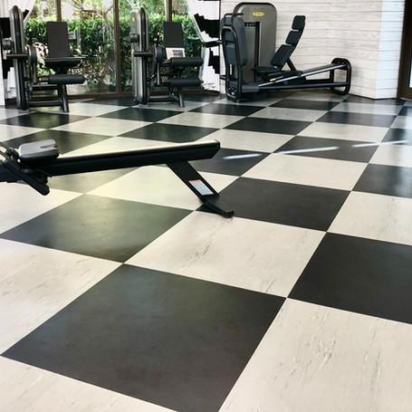Mondo Flooring for Ritz Carlton Reserve, Dorado