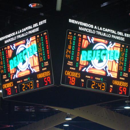 Fairplay Scoreboard for Humacao