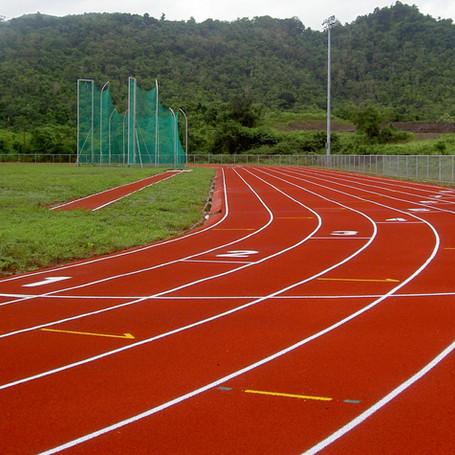 Athletic Running Track for Ceiba