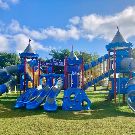 Park Playground for Colinas Metropolitana, Guaynabo