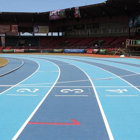 Mondo Track Systems for Estadio Paquito Montaner, Ponce