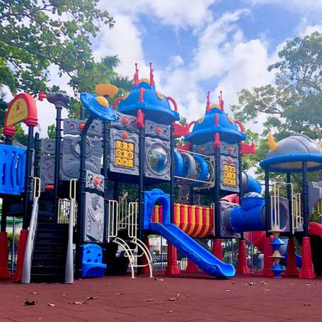 Park Playground System for Parque Torrimar, Guaynabo