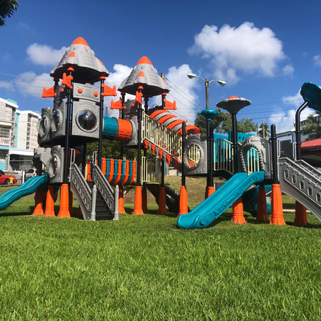 Park Playground for Bello Monte, Guaynabo