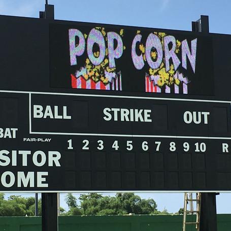 Fairplay Baseball Scoreboard for Catano