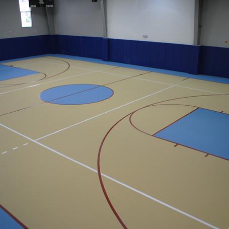 AlsaGym Flooring for Salvation Army, Santurce