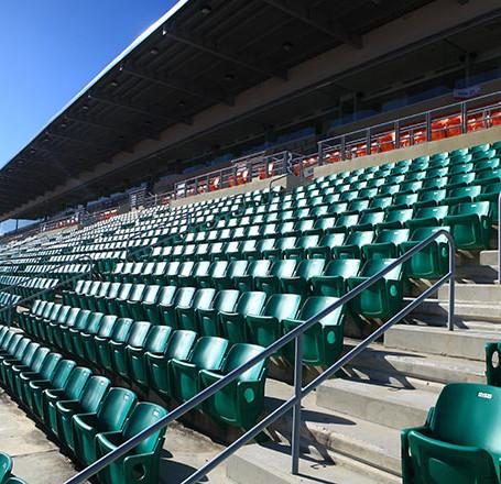 Spectator Seating for Isidoro Garcia, Mayaguez