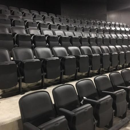 Hussey Seating for El Distrito San Juan