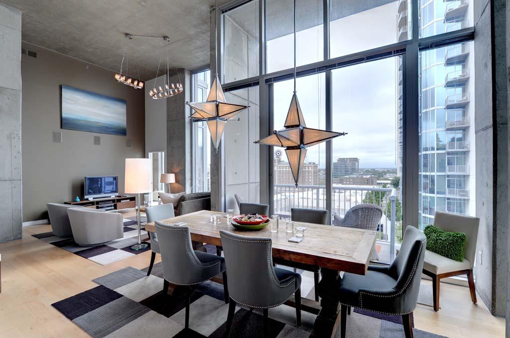 Atlanta Midtown Highrise