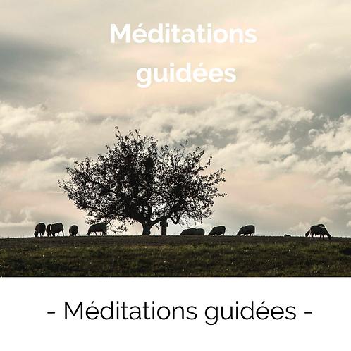 Album Méditations Guidées