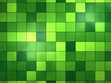 If you happen to like green