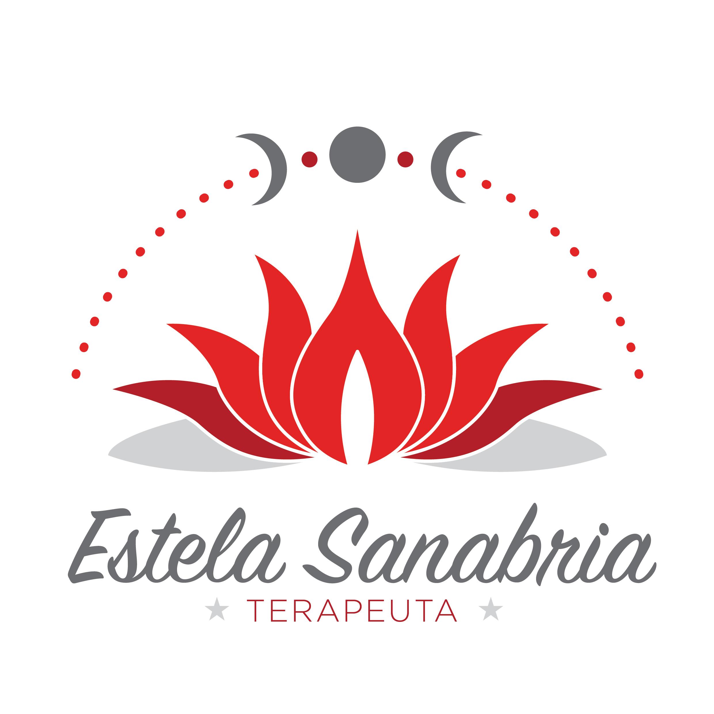 Logotipo Estela Sanabria