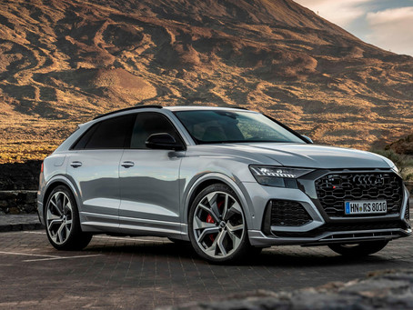 Audi RS Q8 The Fastest SUV???