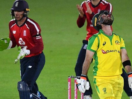 England Prevail In The Nailbiting First T20: