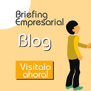 Blog de Creación de Briefing empresarial