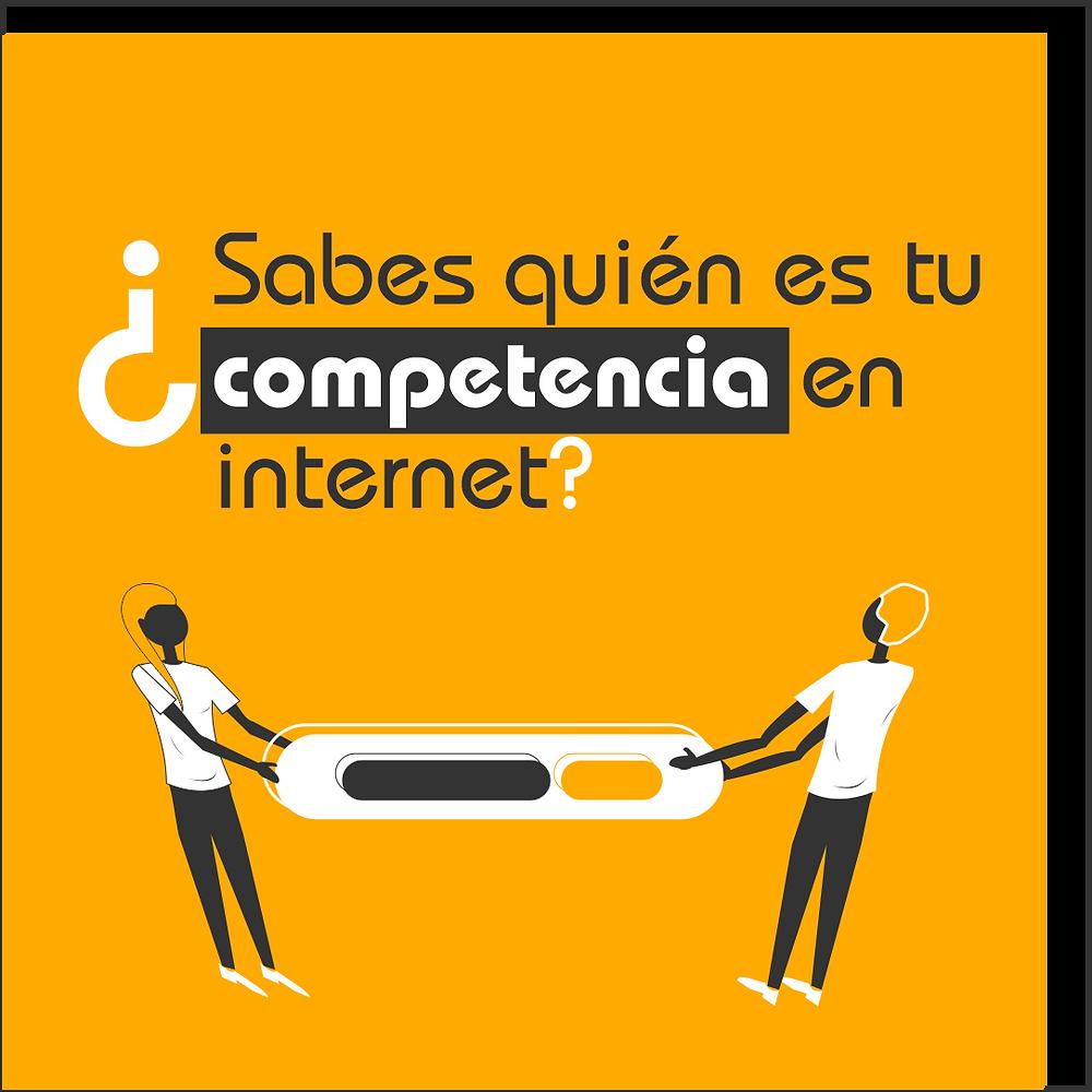 ¿Quién es tu competencia online?