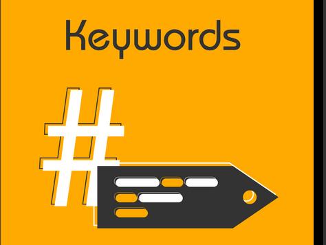 De qué se tratan las keywords o palabras clave y cómo posicionan tus contenidos